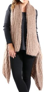 Long Weater Knit Vest