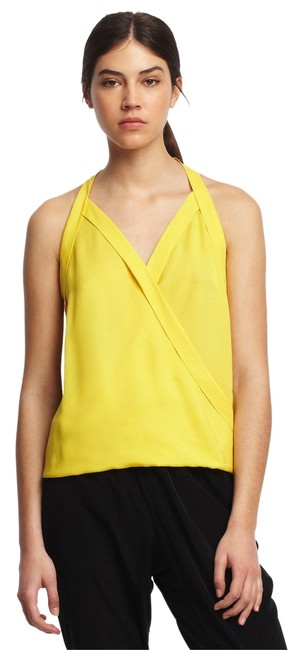 Preload https://item1.tradesy.com/images/kenneth-cole-new-york-carina-yellow-surplice-sleeveless-blouse-size-8-m-5745805-0-0.jpg?width=400&height=650