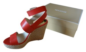 Michael Kors NEW!!! Mandarin Wedges