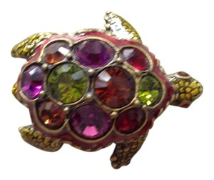 Jay Strongwater Jay Strongwater Collectible Turtle Box