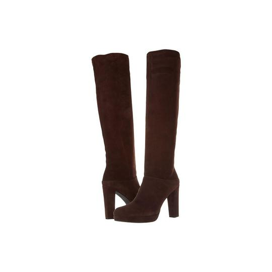 Stuart Weitzman Crushable Knee High Knee-high Black Boots