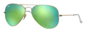 Ray-Ban Aviator Flash Lens