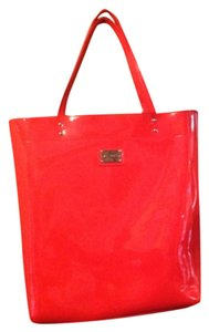 Cynthia Rowley Tote in Tangerine