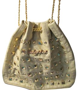 Baby Phat Genuine Leather Hobo Bag
