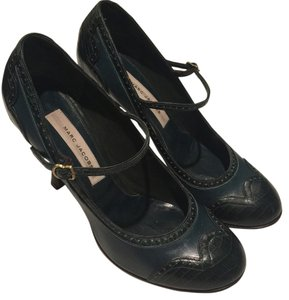 Marc Jacobs Dark green/blue Pumps