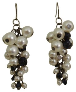Other Black & White Pearl Earrings