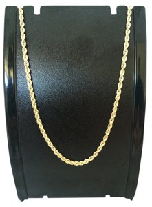 Other 14K Solid Yellow Gold Rope Chain 18 Inches
