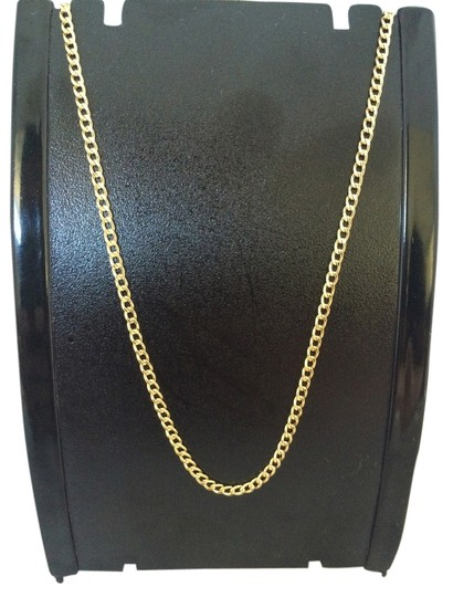 Other 14K Solid Yellow Cuban Curb Link 16 Inches