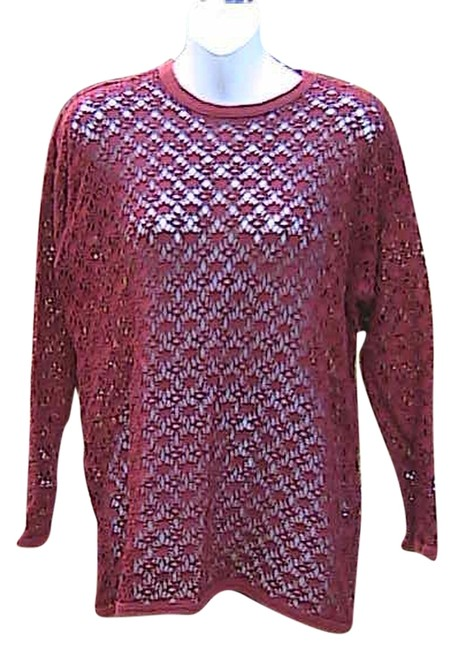 Preload https://item3.tradesy.com/images/pacific-connections-long-sleeve-crochet-pullover-sweater-5751232-0-0.jpg?width=400&height=650