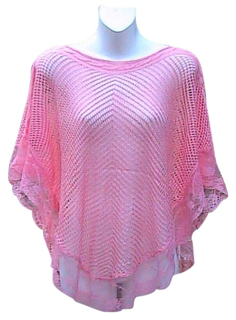 Other W/O Tag Very Lace Crochet Sweater