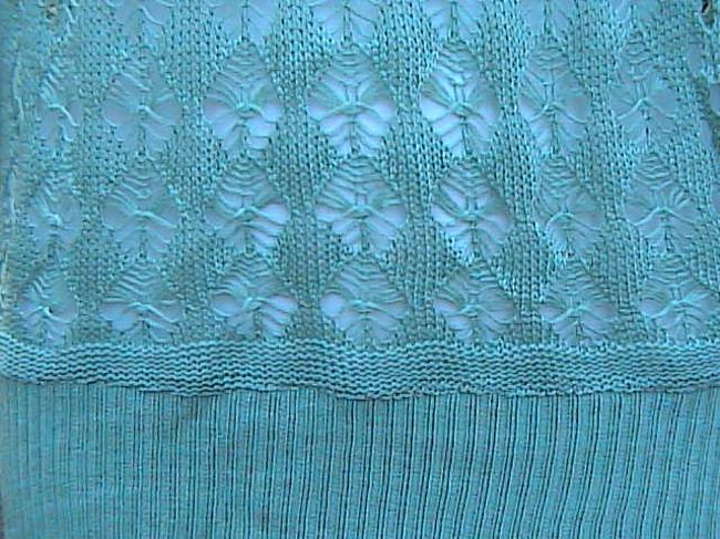 Other W/O Tag Crochet Sweater