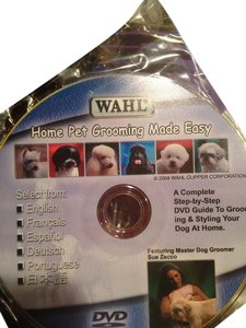 Whal complete pet grooming kit Whal complete pet grooming kit New.