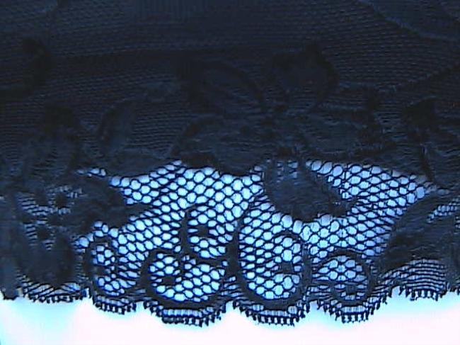 Other Brand New W/ Tag Strapless Tube Top Lace Black