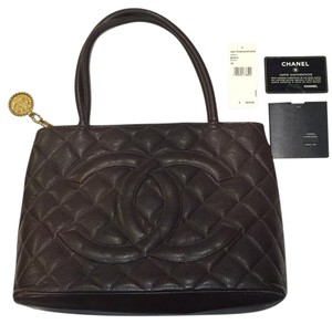 Chanel Tote in Brown