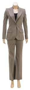 Stella McCartney Stella McCartney Tan One Button Blazer and Pants Suit (Size 38/40)