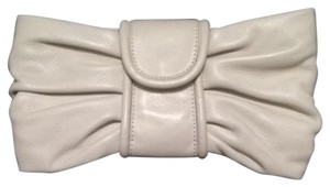 Banana Republic Cream Clutch
