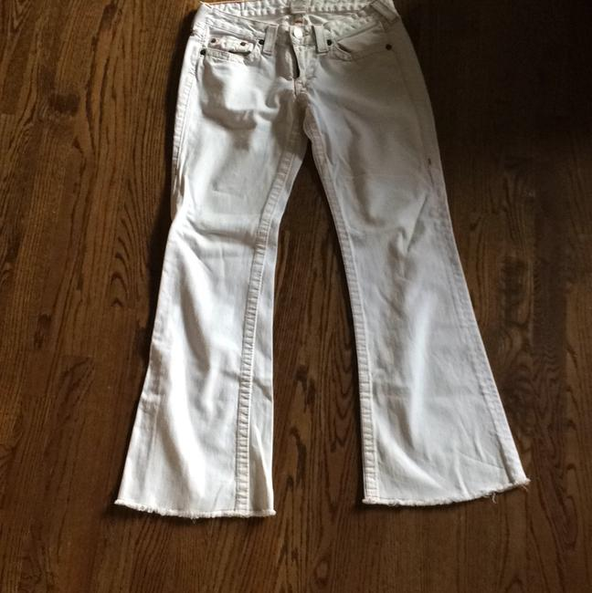 True religeon Flare Leg Jeans