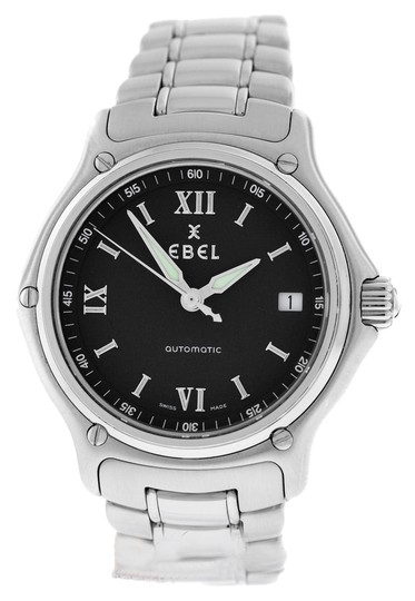 Ebel Ebel 1911 9080241 Date Stainless Steel Automatic 38MM