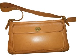 Coach 9769 Leather Costa Rica Shoulder Bag