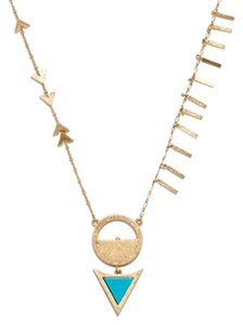 Madewell Arrow Flip Madewell Necklace