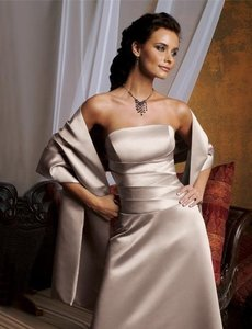 Couture Collection By Jordan Champagne 1809 Dress
