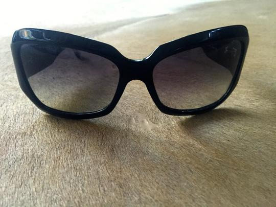 Oliver Peoples Oliver Peoples black sunglasses, made in Japan