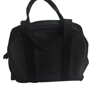 Lacoste Satchel in Black