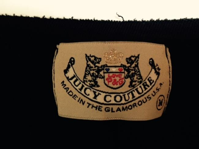 Juicy Couture T Shirt Black
