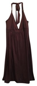 Ocean Drive Clothing short dress Brown on Tradesy
