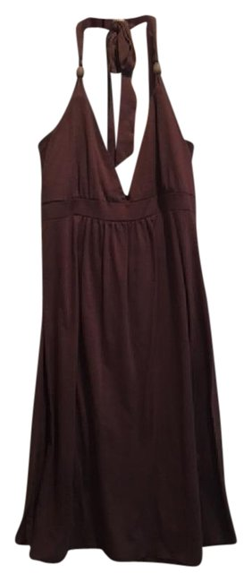 Preload https://item5.tradesy.com/images/ocean-drive-clothing-brown-beach-wear-above-knee-short-casual-dress-size-8-m-5759869-0-2.jpg?width=400&height=650