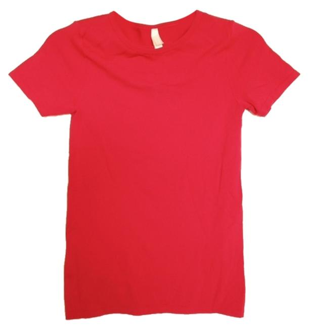 Preload https://item4.tradesy.com/images/victoria-s-secret-red-vs-tee-shirt-size-4-s-5759953-0-0.jpg?width=400&height=650