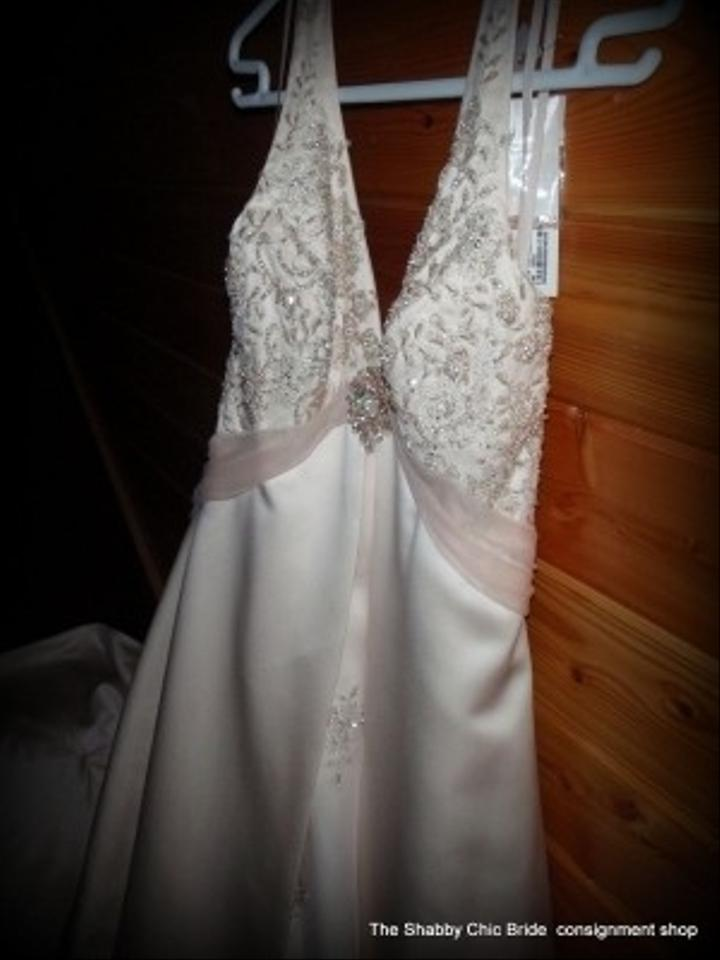 the shabby chic bride consignment s wedding dress tradesy weddings