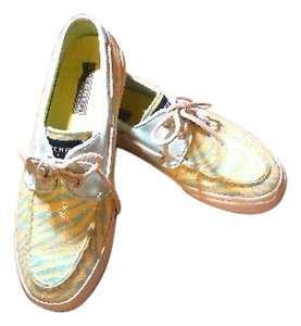 Sperry Top-sider Boat Aqua Athletic