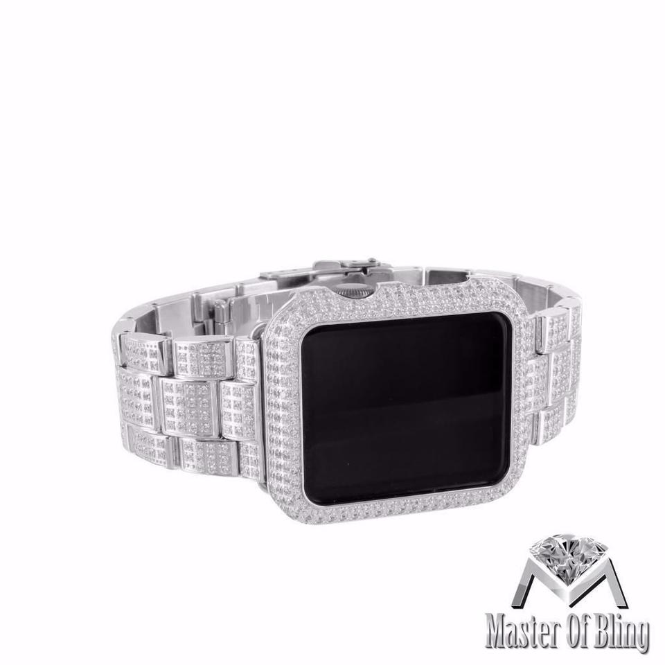 Apple 14k White Gold Watch 75% Off | Apple Accessories