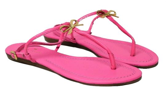 Kate Spade Tracie Pink Sandals