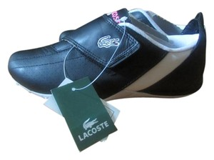 Lacoste Sneakers Easy Velcro Closure Flats black Athletic
