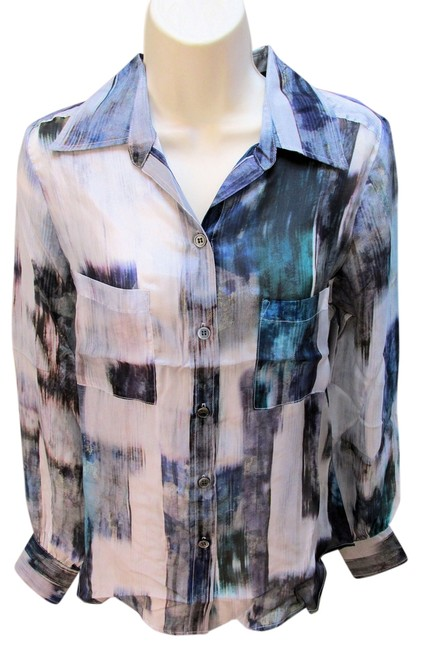 Fifteen Twenty Button Down Shirt Multi