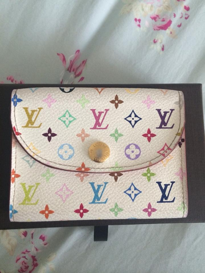 Louis Vuitton Multicolor Business Card Holder Wallet - Tradesy