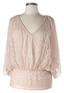 Elle Lace Top beige