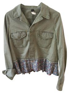 Free People We The Green Jacket