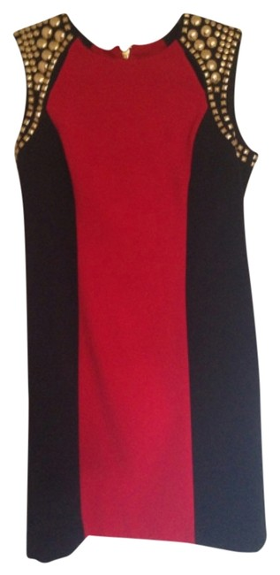 Preload https://item5.tradesy.com/images/michael-kors-dress-red-and-black-5763499-0-0.jpg?width=400&height=650