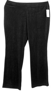 Style & Co Plus Size Fashions Velour Relaxed Pants