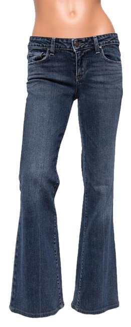 Preload https://item1.tradesy.com/images/paige-blue-medium-wash-robertson-trouserwide-leg-jeans-size-26-2-xs-5764045-0-2.jpg?width=400&height=650