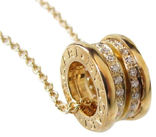 Preload https://item5.tradesy.com/images/bvlgari-yellow-gold-and-diamond-pendant-bzero1-collection-5764204-0-5.jpg?width=440&height=440