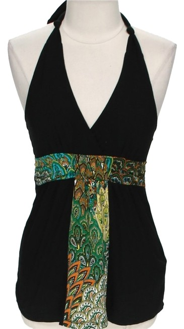 Preload https://item1.tradesy.com/images/mcm-black-belted-halter-night-out-top-size-12-l-5764285-0-0.jpg?width=400&height=650