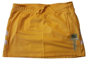 No Boundaries Mini Short Mini Skirt Yellow
