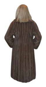 Harry Yagoda Mink Natual Fur Coat