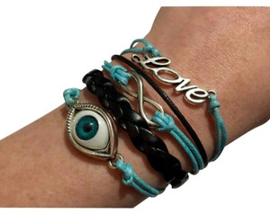 Leather Multilayer Wrap Bracelet