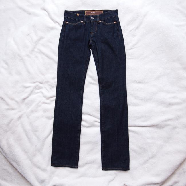 Other Darkwash Italian Straight Leg Jeans-Dark Rinse