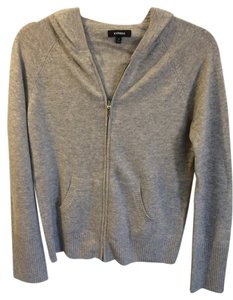 Express Cashmere Hooded Sweatshirt